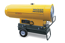 Дизельная тепловая пушка Wacker Neuson HI 120 HD
