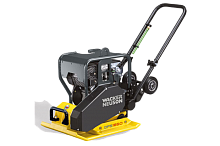 Дизельная виброплита для асфальта Wacker Neuson DPS 1850H Basic